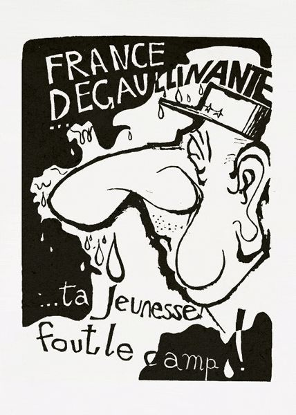 France degaullinante