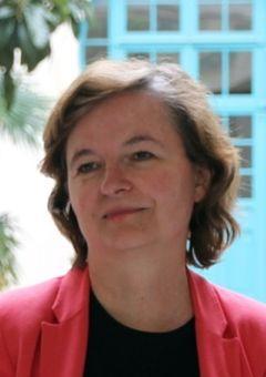 Nathalie Loiseau (© Generalitat de Catalunya)