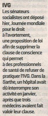 Le Parisien, nº 23039, 29 septembre 2018, p. 10