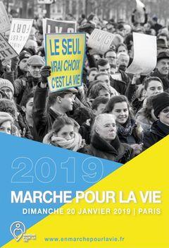 Marche pour la vie 2019