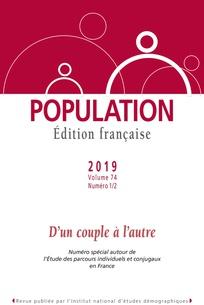 Population, Vol. 74, nº 1-2