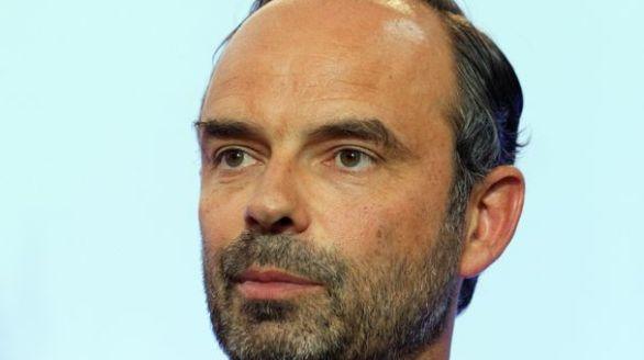 Édouard Philippe (© Guillaume Perrin)