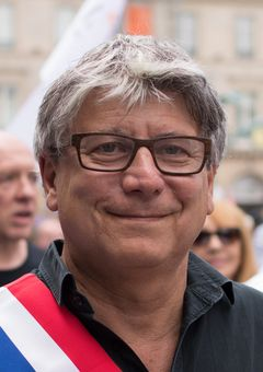 Éric Coquerel (© Jérémie Silvestro)