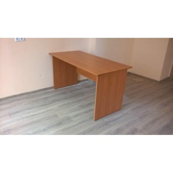 Купить Стол офисный 1400*680*750 мм. цвет - Вишня Оксфорд ...