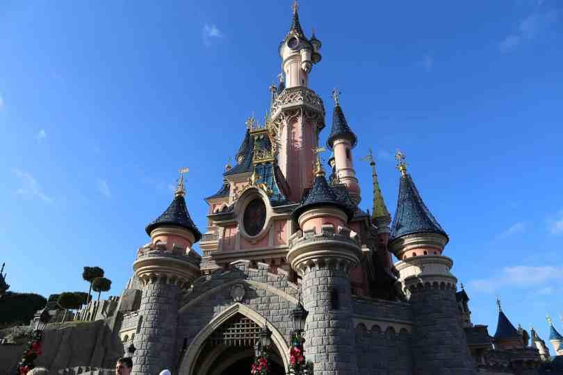 Imagem ilustrativa do castelo da Disney