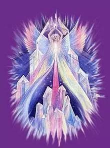 Anges du Cristal Atlante
