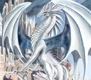 dragon blanc,reiki snap of the dragon,initiation,patetnina