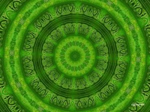 rayon-vert