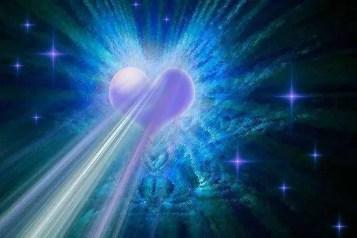 rayonnement d'amour