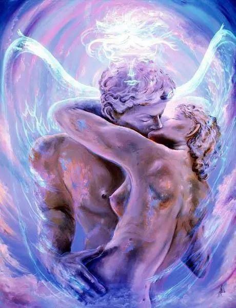 L'Amour des Flammes Jumelles…