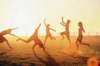 jouer joie