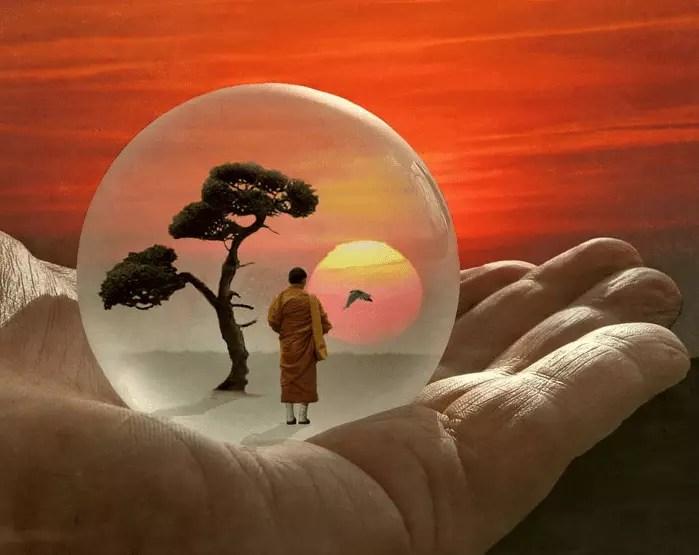 Si j'effaçais les erreurs de mon passé, j'effacerais la sagesse de mon présent