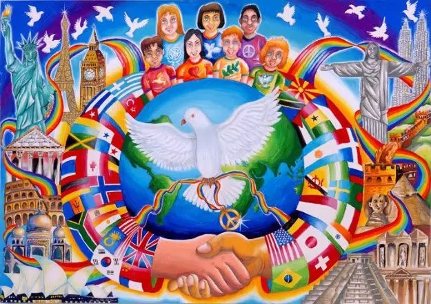 La Paix, un idéal à manifester chaque jour