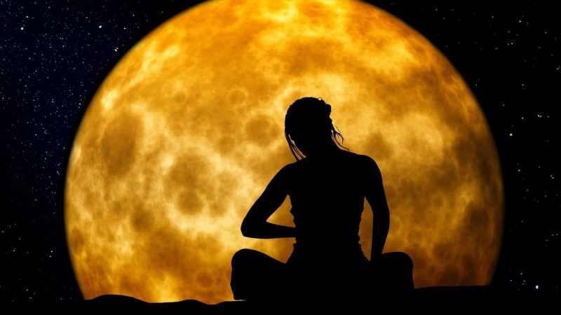 meditation de lune