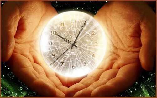 Le temps est un cadeau