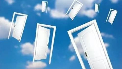 Les portes de notre destinée