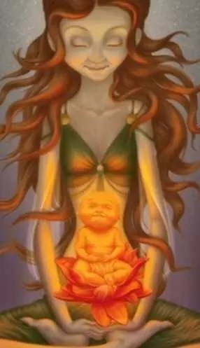 Prière pour l'enfant intérieur par Maître Kuthumi