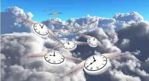 Le temps passe encore plus vite qu'auparavant