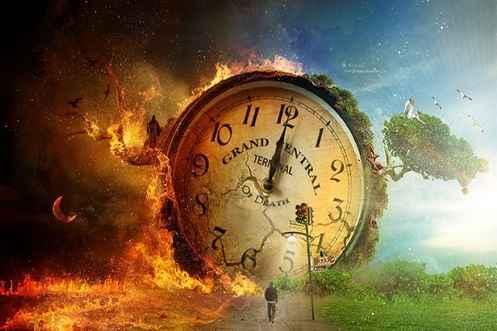 Accélération du temps