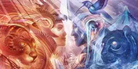 Astro Maya,la réflexion,l'acceptation