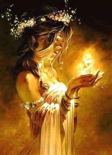 Laissez briller votre lumière éternelle