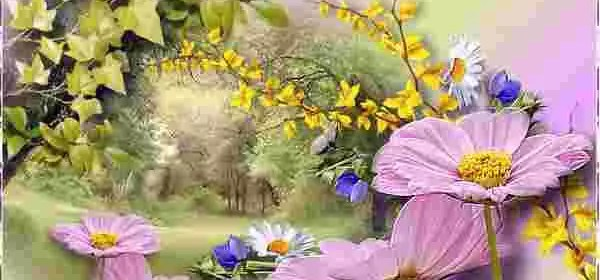 Le printemps de la conscience