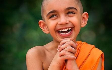 Rire et aimer la vie