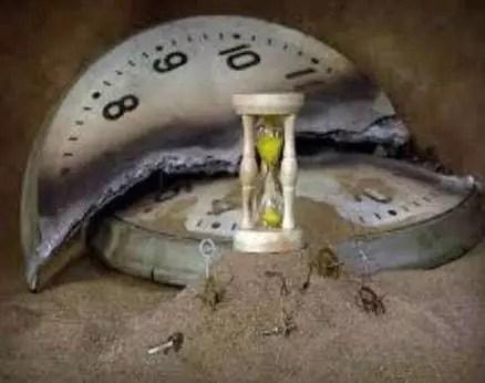 Le temps – Entrez dans la lumière