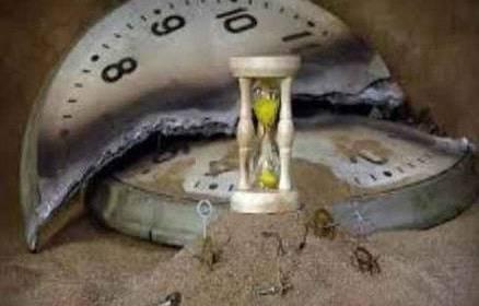 Le temps - Entrez dans la lumière