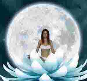 Une pleine lune venue réveiller des vies antérieures