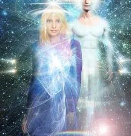 Les guides s'adressent à Nous par vibration