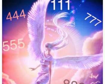 Pourquoi les anges utilisent-ils des nombres pour communiquer