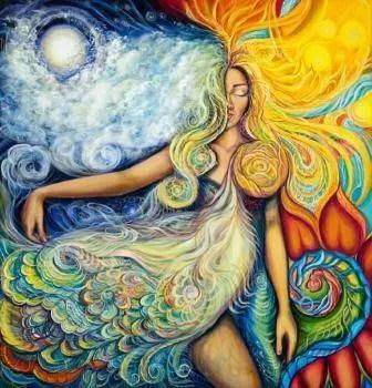 Mère Divine sur le processus de l'Ascension se produisant plus rapidement que prévu
