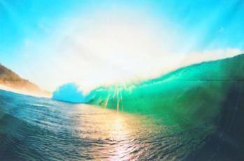 Vous surfez sur des vagues d'éveil