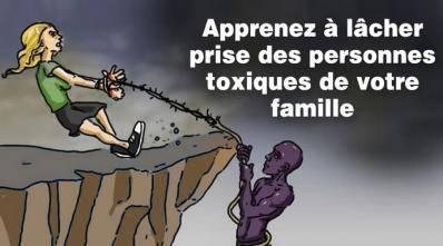 7 choses qui se produisent lorsque vous coupez les ponts avec un membre toxique de la famille