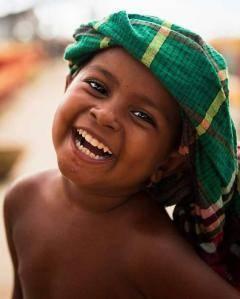 Le sourire est essentiel, n'arrêtez jamais de sourire