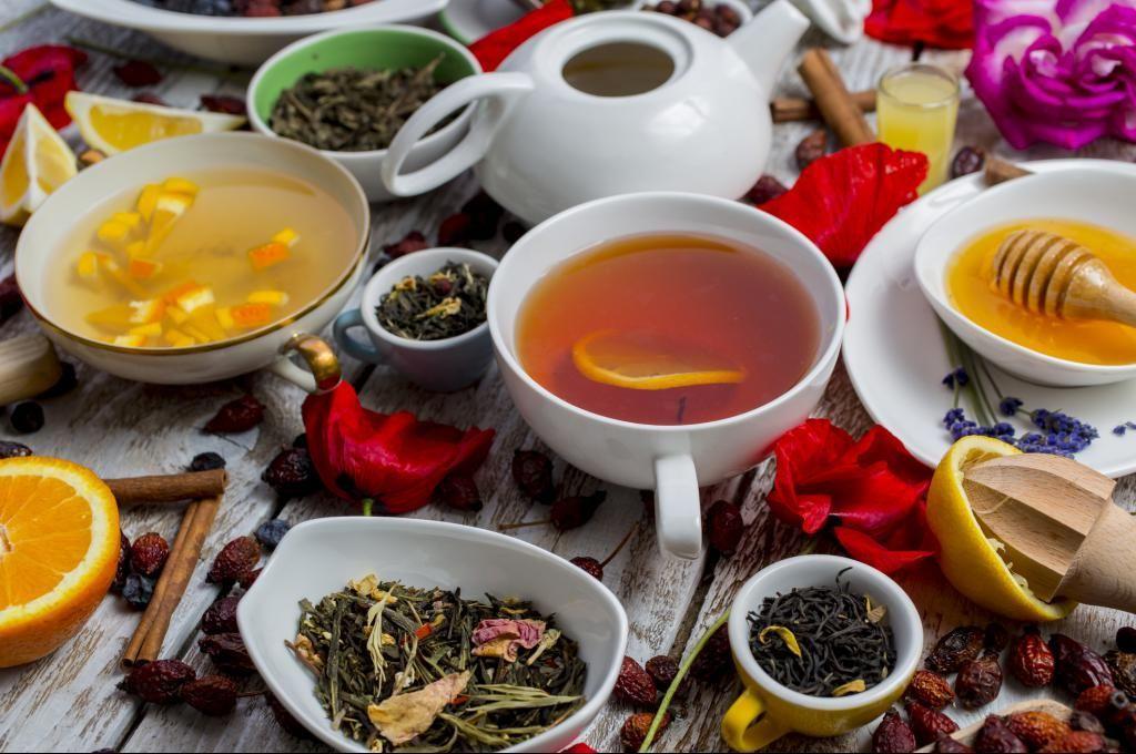Le thé détox