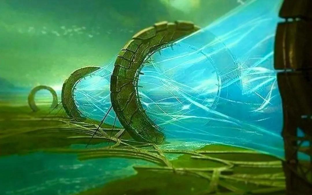 Le portail de l'Ascension 11:11