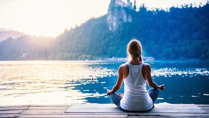 apprendre La méditation pleine conscience