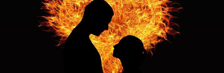 les flammes jumelles