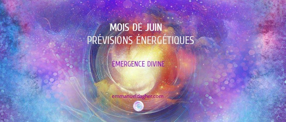 PRÉVISIONS ÉNERGÉTIQUES DE JUIN 2020: ÉMERGENCE DIVINE