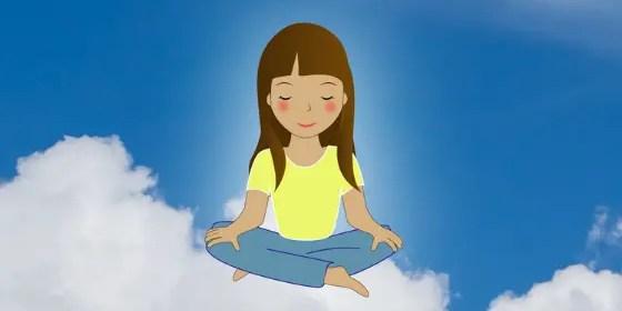 enfants meditation