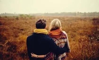amour dans le couple