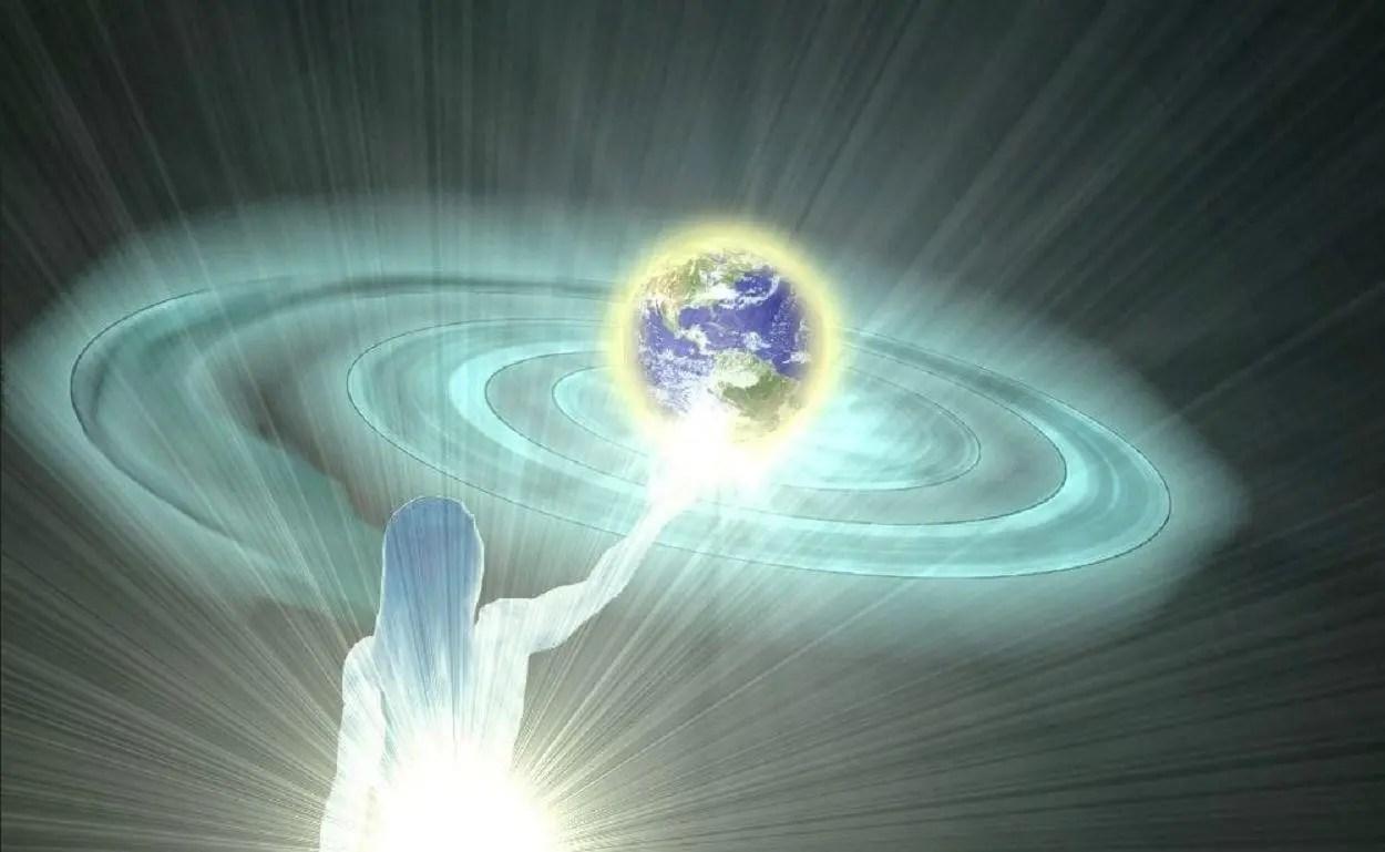 créer le nouveau monde lumineux