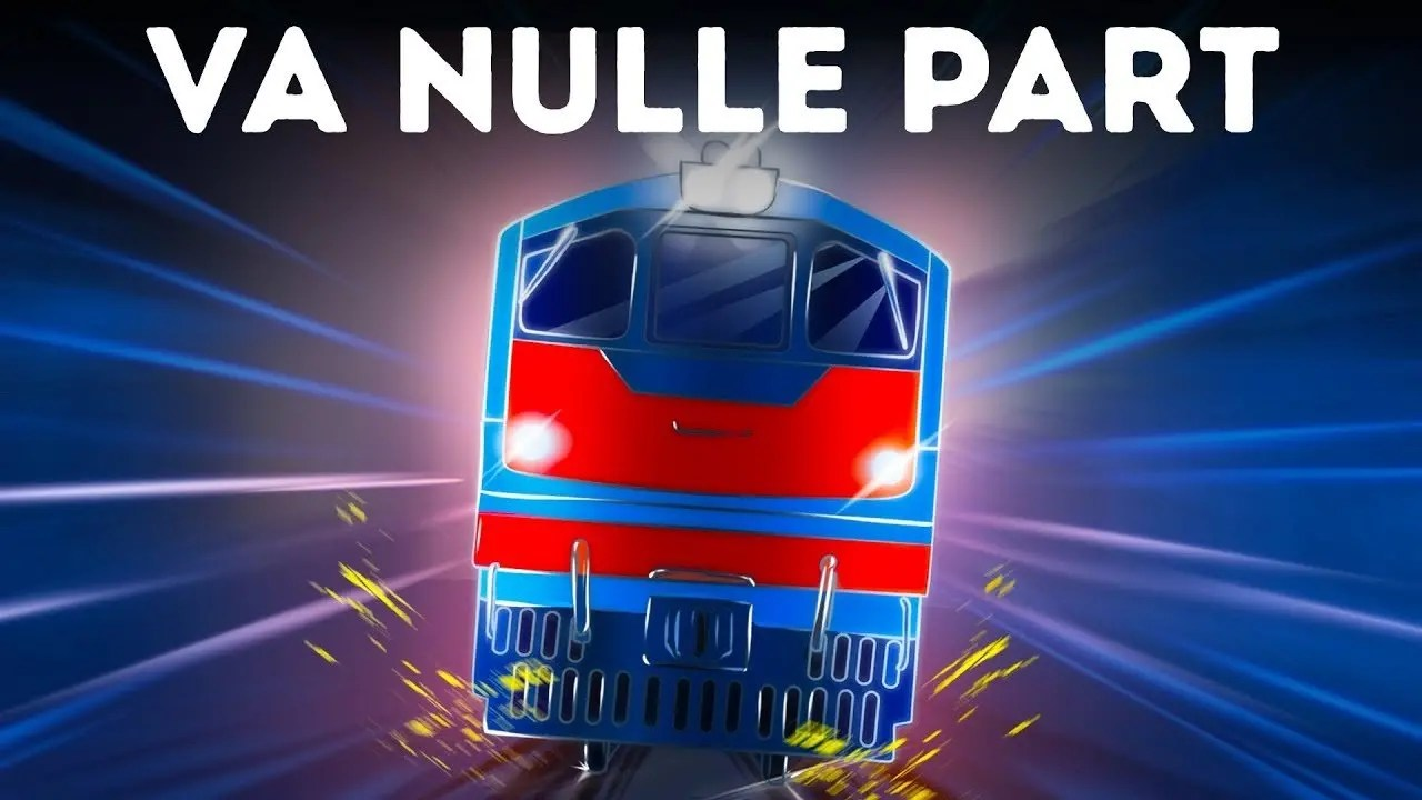 Le train de la folie