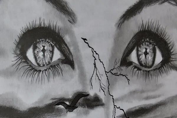 les yeux de l'ame