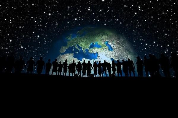 La chaine de l'humanité