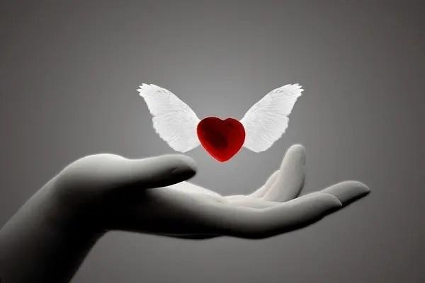 Compassion et déploiement d'amour