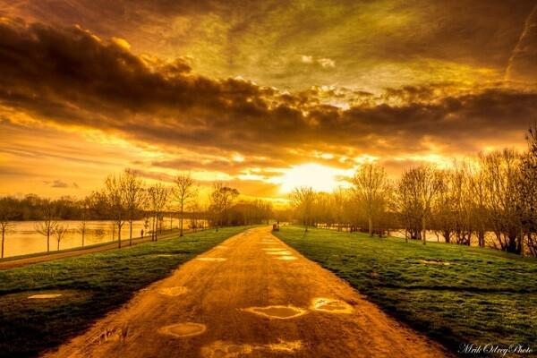 suivre le chemin