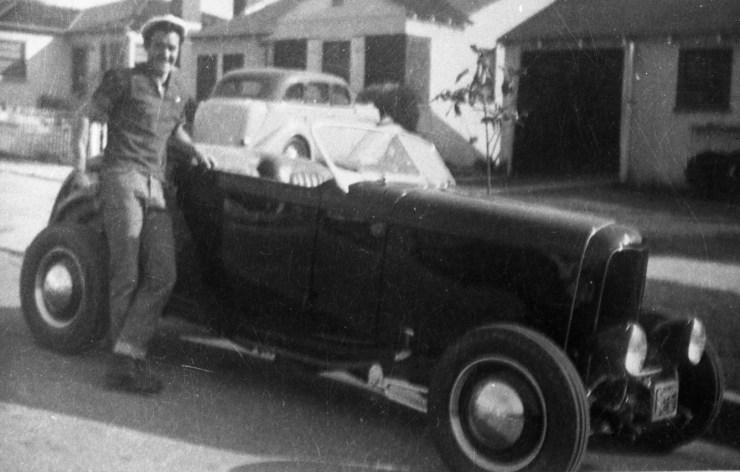 Doane Spencer's '32 Ford Deuce